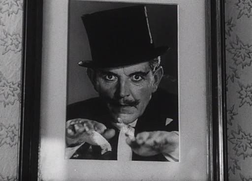 Milos hipnotizőr nagyapjának fényképe.