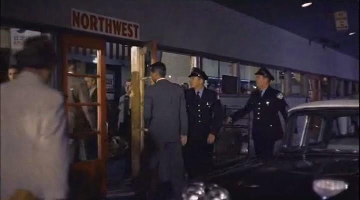 Alfred Hitchcock: Észak-északnyugat (1959)