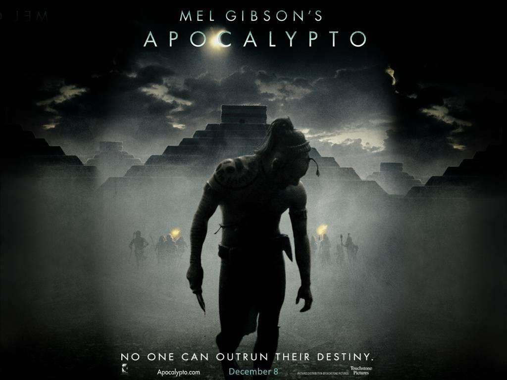 Az Apocalypto moziplakátja