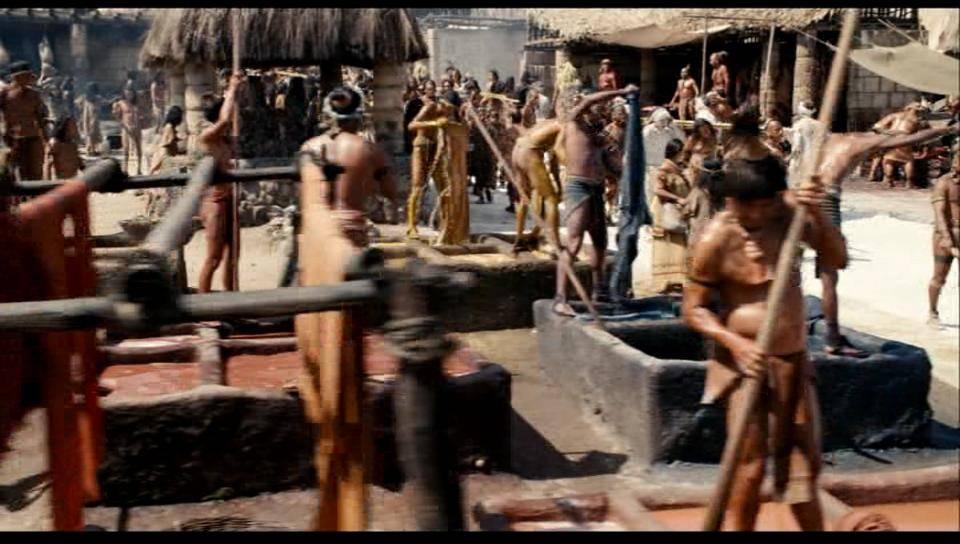 A maja nagyváros képe