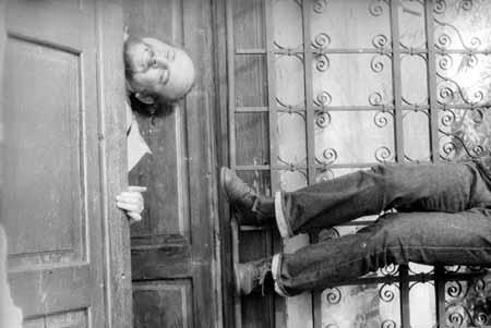 Mauer Dóra, Egyszer elmentünk (fotóakció) 1972