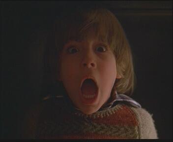"""...másfelől a hiábavaló kérés."""" Ragyogás /The Shining/, 1979, Stanley Kubrick."""