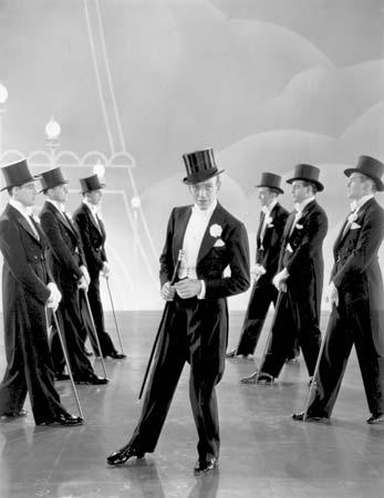Fred Astaire a Frakkban és klakkban című filmben (Mark Sandrich, 1935)