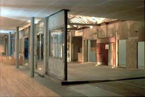 Belső kép a gyárépületről