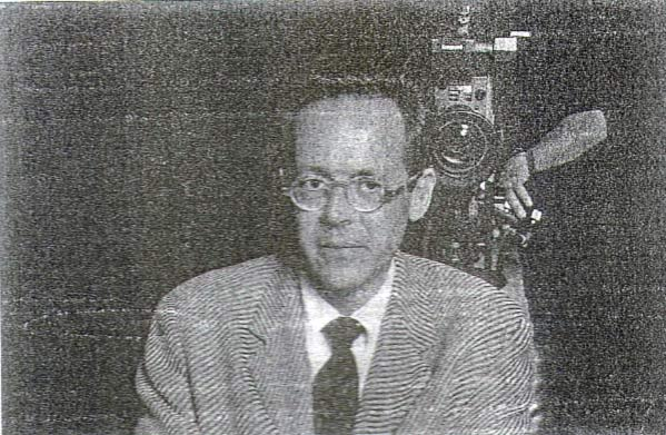 Stiegler és a kamera