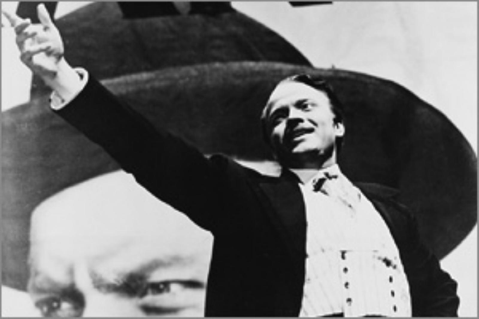 Orson Welles: Citizen Kane (1941)