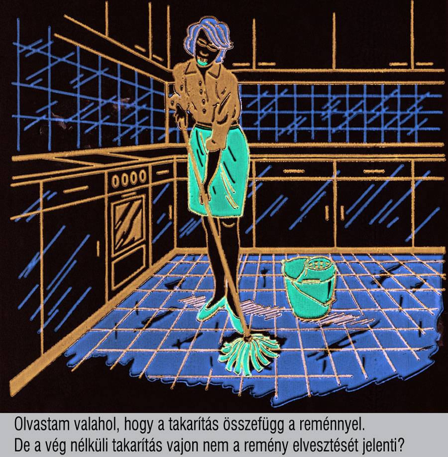 Eperjesi Ágnes: önarckép-szeletek (1), 2004.