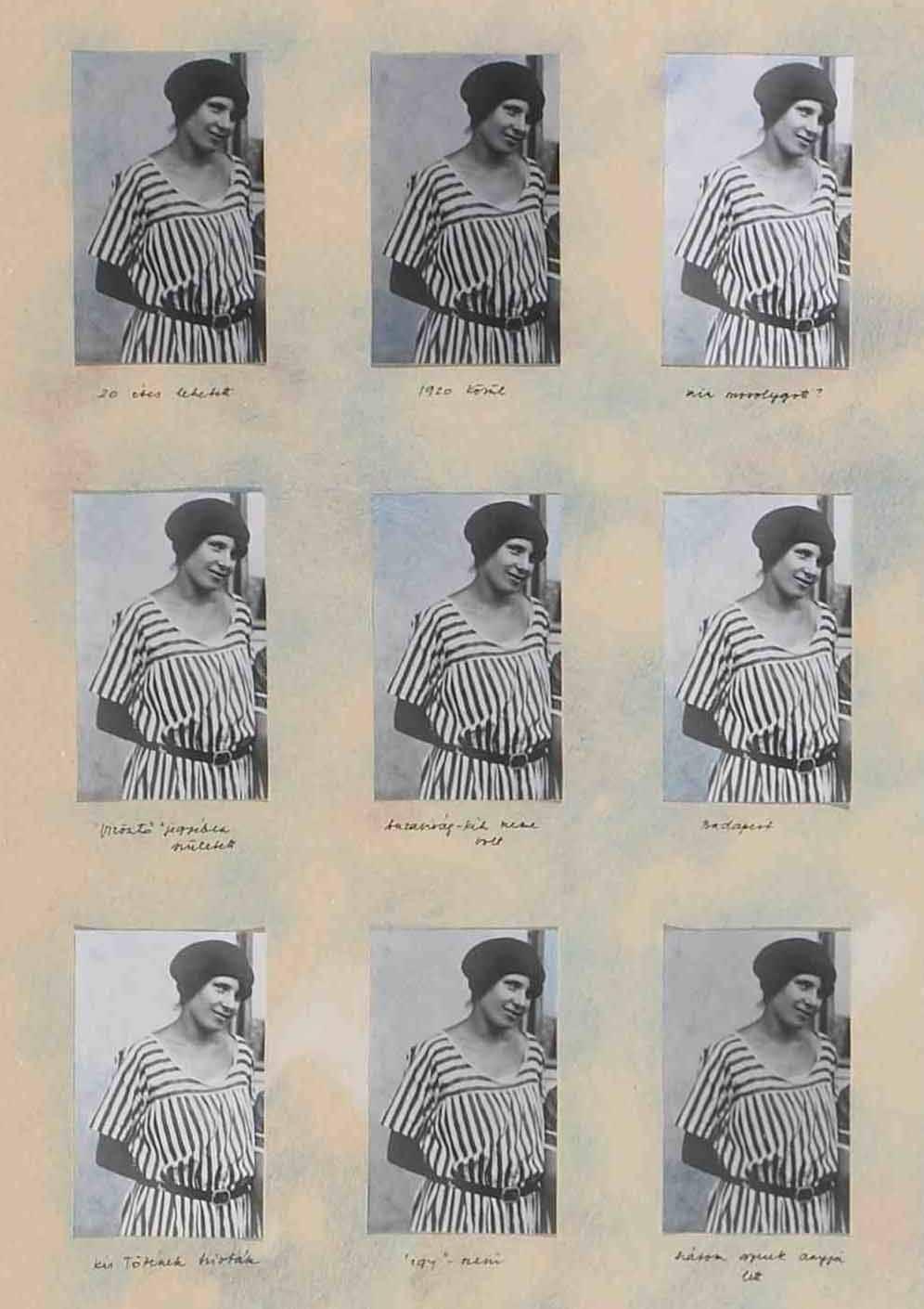 Szenes Zsuzsa: Szüleim (anyukám, részlet), 1980