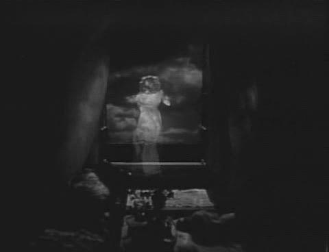 Áttetsző alakok a Topper Returns című (Roy Del Ruth, 1941) című filmben.