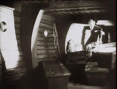 Nosferatu - Drakula (Nosferatu, eine Symphonie des Grauens, Friedrich Wilhelm Murnau, 1922)