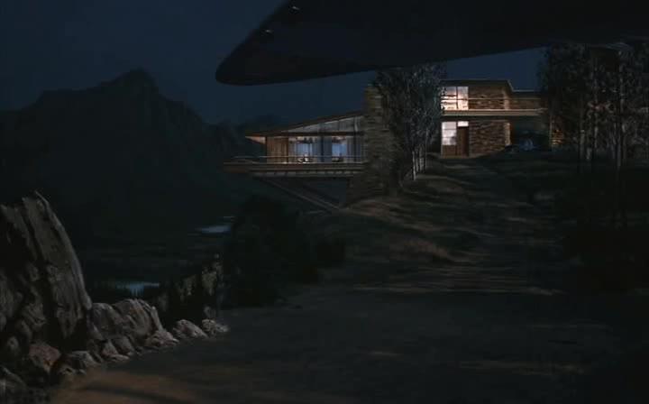 A Rushmore-hegy előtti épület az Észak-Északnyugat (North by Northwest, Alfred Hitchcock, 1959) című filmben