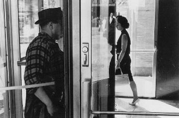 Lee: Friedlander: New York City, 1963
