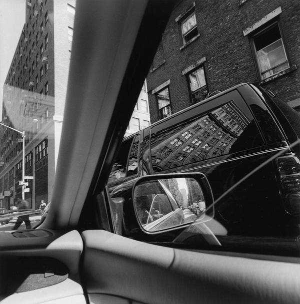 Lee Friedlander: New York City 2002