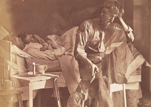 Oscar Gustav Rejlander: Hard Times (1860)