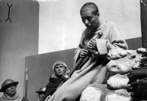 C.T. Dreyer: Jeanne d'Arc szenvedései