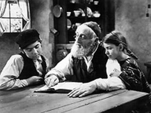 <em>Tevje, a tejesember</em> (Tevye The Milkman. Maurice Schwartz, 1939)