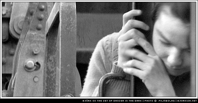 Lars Von Trier: Táncos a Sötétben, Selma és a gépek.