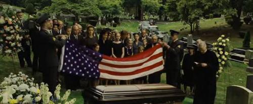 A fehérek temetője.