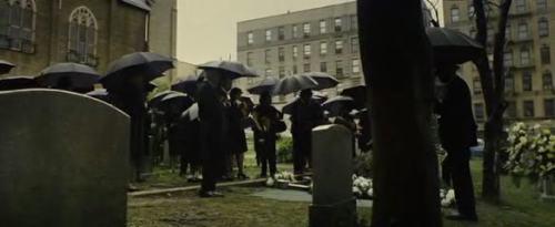 Az afro-amerikaiak temetője.