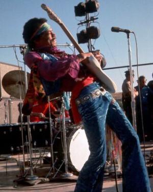Jimi Hendrix (archív fotó).