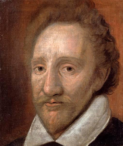 Richard Burbage a Dulwich Picture Gallery-ben található portrén.