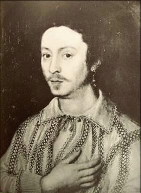 Nathan Field a Dulwich Picture Gallery-ben található portrén.