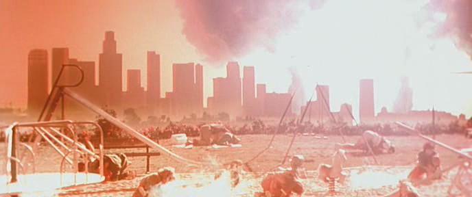 Világpusztulás (<em>Terminátor 2: Az ítélet napja</em> [The Terminator: Judgement Day. James Cameron, 1991)]