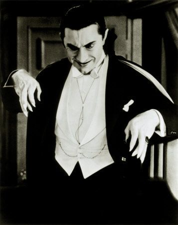 Lugosi Béla <em>Drakula</em>(Dracula. Tod Browning, 1931) szerepében