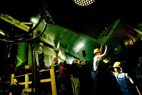 Az aknaperformansz (forrás: http://www.revizoronline.hu)