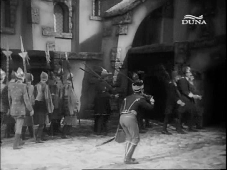 """""""Lábujjhegyen menetelni"""" (Keleti Márton: Beszterce ostroma, 1948)"""