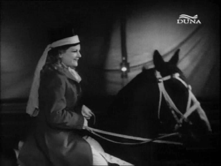A műlovarnő (Keleti Márton: Beszterce ostroma, 1948)