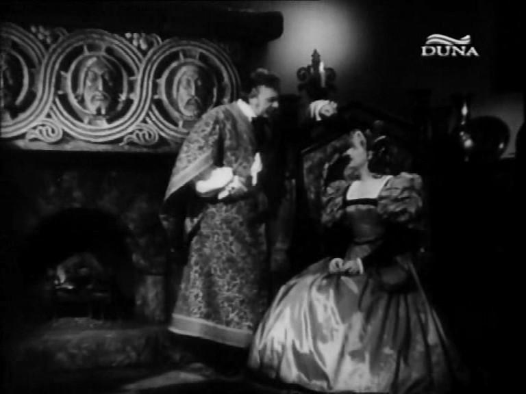 Mintha egy barokk festményből léptek volna elő (Keleti Márton: Beszterce ostroma, 1948)
