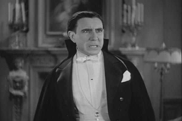 Jelenet a Dracula spanyol nyelvű változatából