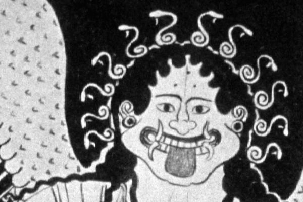 Medusa arca