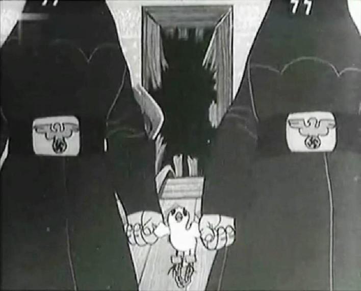 Pérák a SS. Jiří Trnka, 1946