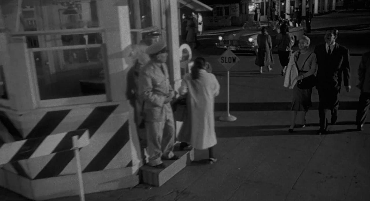 Határ - A gonosz érintése (Touch of Evil. Orson Welles, 1958)