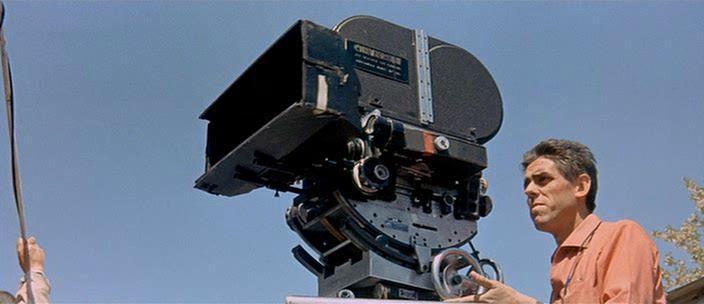 Raoul Coutars a kamera mögött- A megvetés (Le Mépris. Jean-Luc Godard, 1963)