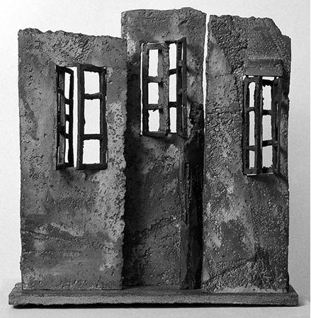 Schaár Erzsébet: Három fal 1968