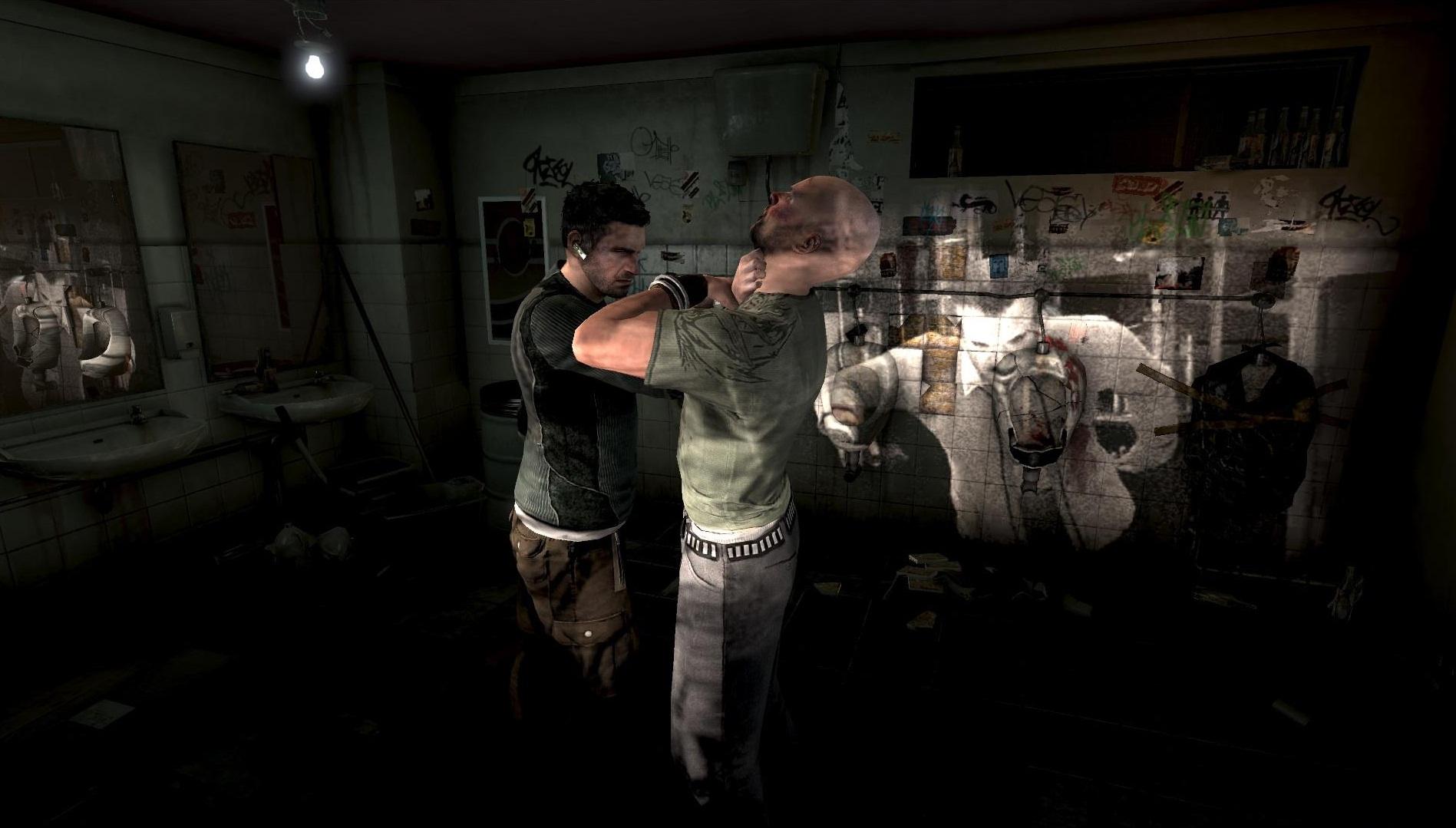 A Splinter Cell: Conviction című játékban a kihallgatás által nyert információ vizuálisan is megjelenik egy képzeletbeli vetítő által.