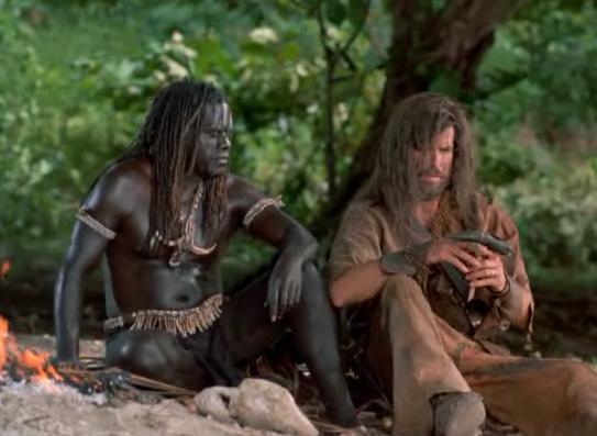 """""""Péntek nem rabszolga, Péntek barát"""""""