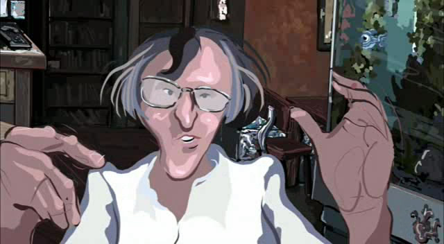 <em>Waking Life</em> (Richard Linklater, 2001)