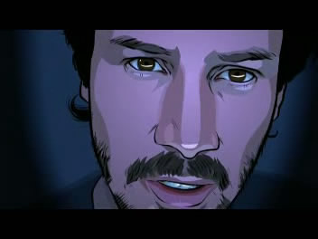 <em>Kamera által homályosan</em> (A Scanner Darkly. Richard Linklater, 2006)