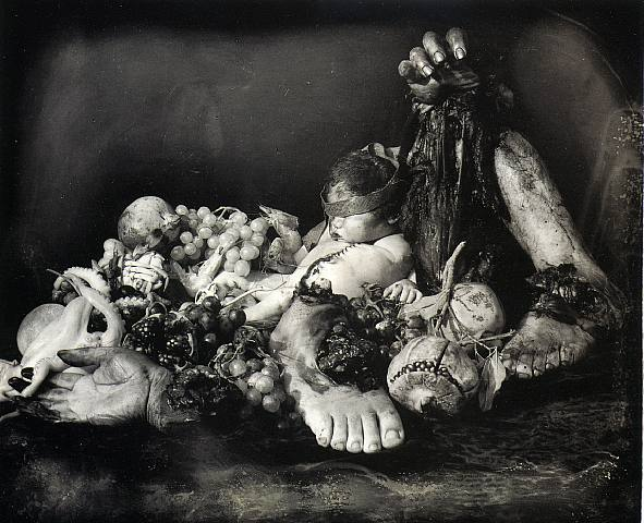 Joel Peter Witkin: Feast of Fools. 1990.