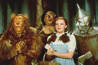 Oz (The Wizard of Oz, Victor Fleming, 1939)