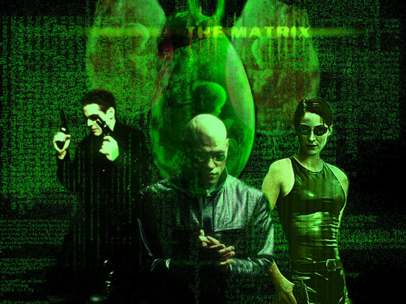 <em>Mátrix</em> (The Matrix. Larry és Andy Wachowski, 1999)