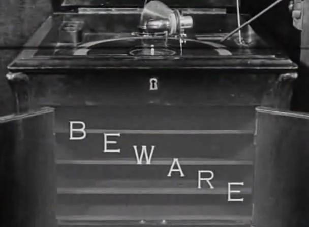 A navigátor (The Navigator. Buster Keaton, 1924)