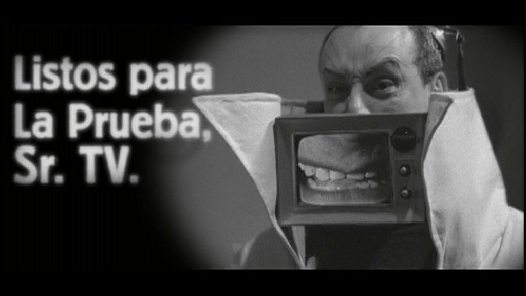 La Antena. Esteban Sapir, 2007