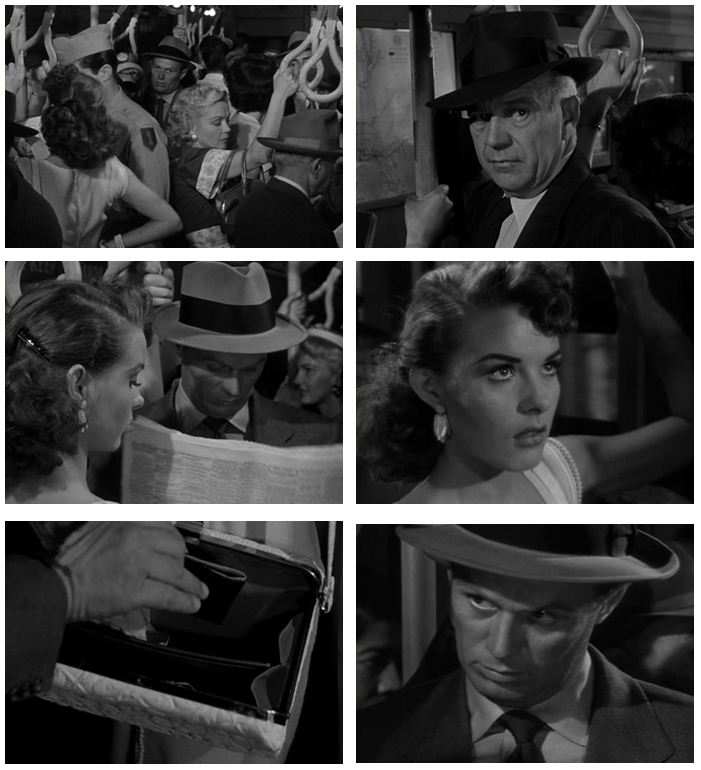Véletlen ismeretség a South Streeten (Pickup on South Street. Samuel Fuller, 1953)