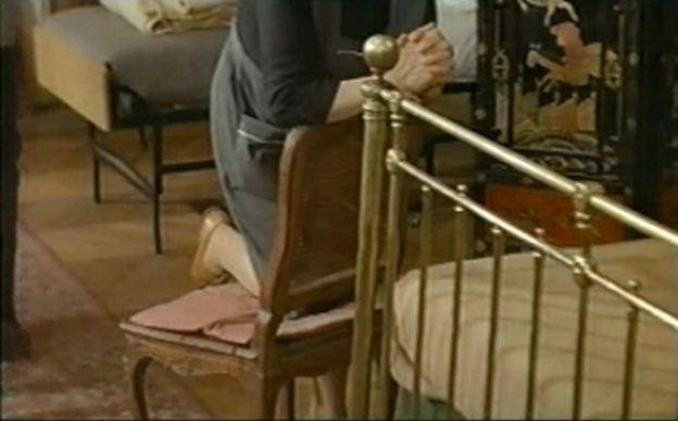 Egy szelíd asszony (Une femme douce. Robert Bresson, 1969)