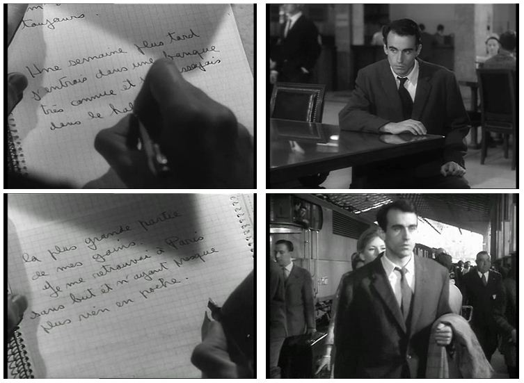 Zsebtolvaj (Pickpocket. Robert Bresson, 1959)